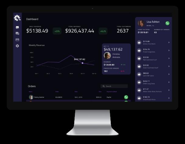Digital Enterprise Platform
